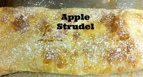 Cottage Cheese Strudel Recipe by Apple Sweet Cottage Cheese Strudel In City
