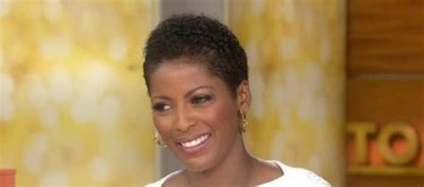 Tamron Hall Rocks Her Natural Hair On The Today Show
