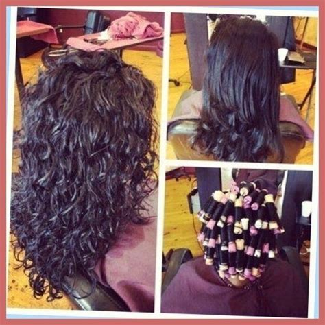 perms before and after the 25 best spiral perm rods ideas on pinterest perm