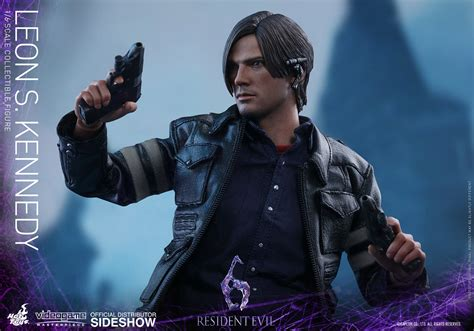 leon s resident evil leon s kennedy sixth scale figure by hot