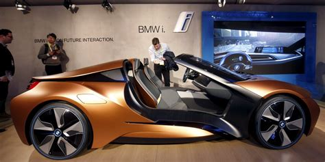 The Coolest Cars by Check Out The Coolest Cars We Saw At Ces Business Insider