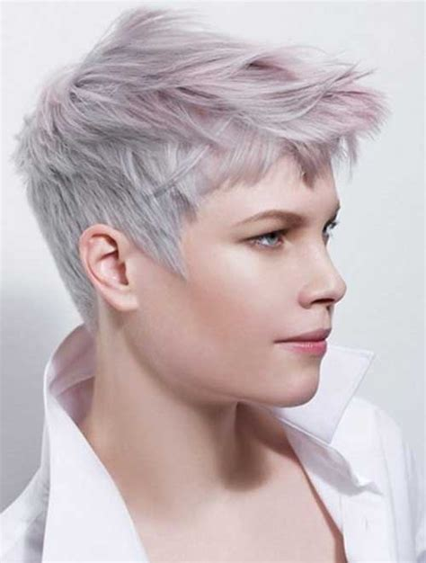 how to style grey pixie 15 grey pixie cuts pixie cut 2015