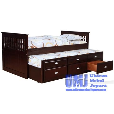 Tempat Tidur Sorong Minimalis tempat tidur sorong minimalis modern ukiran mebel jepara