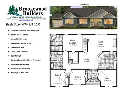floor plans for new homes large modular home floor plans new home plans design
