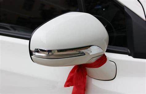 Spion Mobil Ss chrome auto parts potong untuk suzuki s lintas 2014