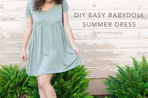Simple Summer Dress Patterns Free