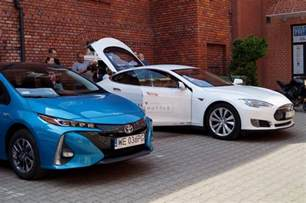 Tesla Vs Used Tesla Model S Vs Toyota Prius Prime Story