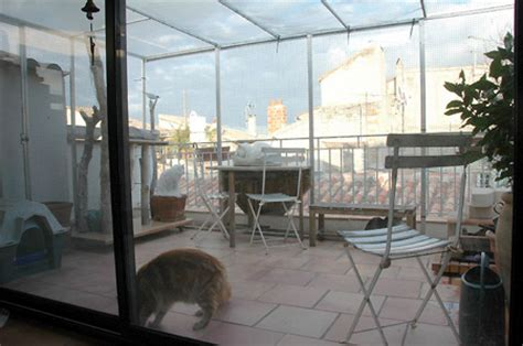 Grillage Pour Balcon 4321 by Proteger Son Chat