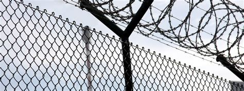 perimeter fence wg foss perimeter fence protection system westminster international ltd