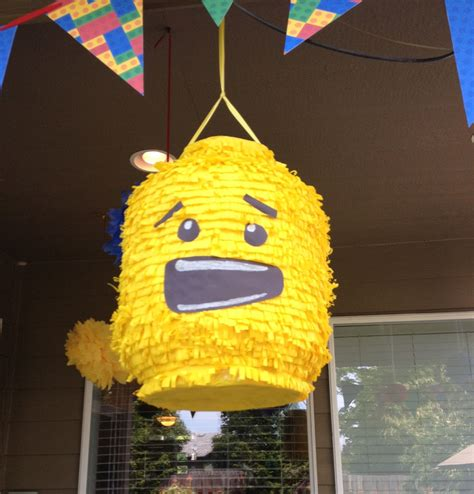 How To Make A Pinata With Tissue Paper - pin by a w on legobirthday