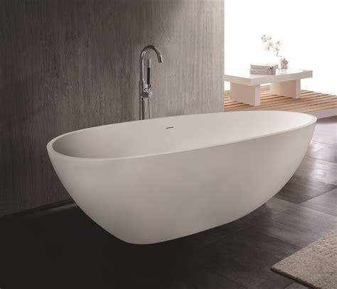 freistehende ovale badewanne freistehende ovale mineralguss ei badewanne 0101004 in der