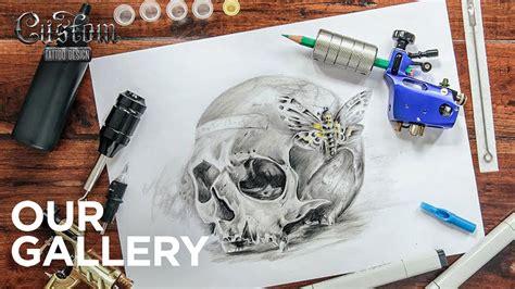 tattoo art gallery design artwork gallery custom design