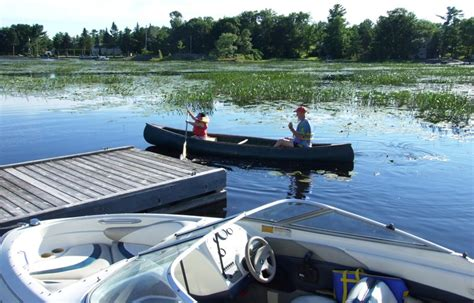 boat launch honey harbour boating on georgian bay from elm cove cottages