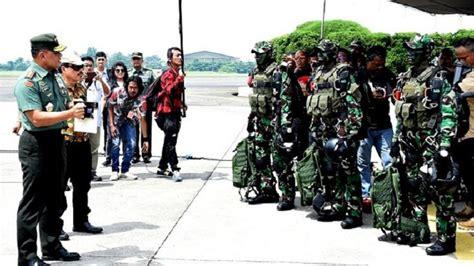film terbaru indonesia merah putih memanggil jenderal gatot nurmantyo kerahkan pasukan elit tni main