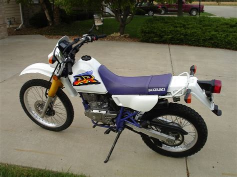 Suzuki 200 Dual Sport 1996 Suzuki Dr 200 Dual Sport For Sale Nex Tech Classifieds