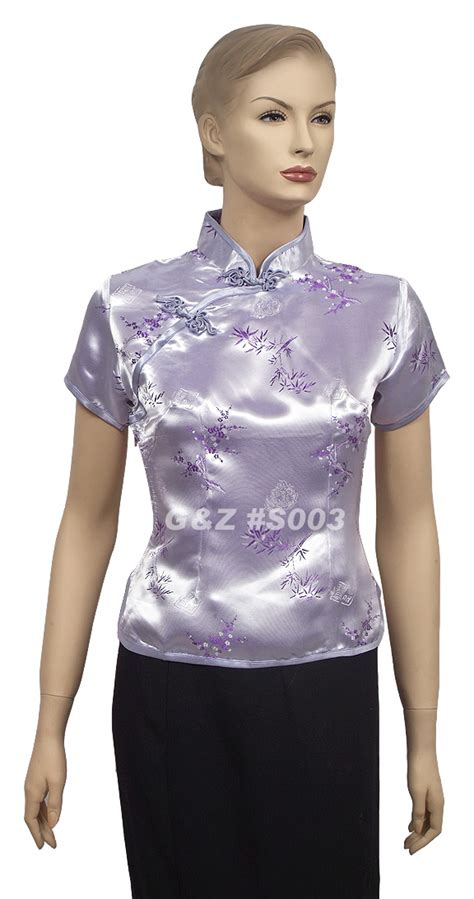 Meihua Chiongsham cherry blossom brocade fabric and related products