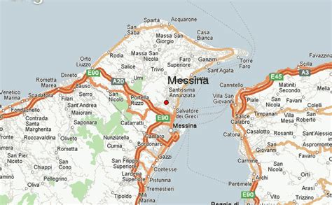messina map messina location guide