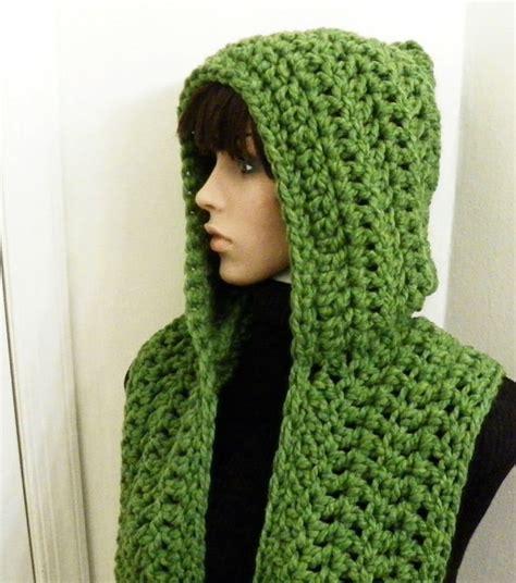 free pattern hooded scarf crochet attached crochet hood pattern scarf crochet patterns