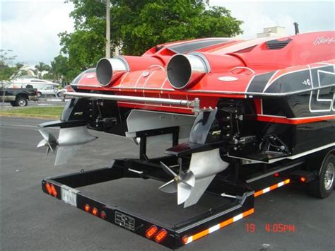 nortec race boats 2008 nor tech 50 supercat roadster powerboat for sale in