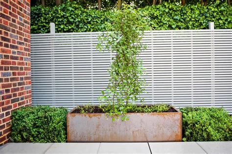 garden brick wall designs garden fence design ideas with exposed brick wall olpos