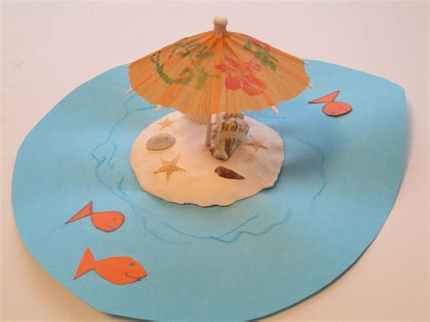 Kids Craft Kids - ocean and you in field trips