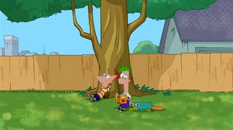 Phineas And Ferb Backyard Song by Category Songs Sung By Heinz Doofenshmirtz Phineas And