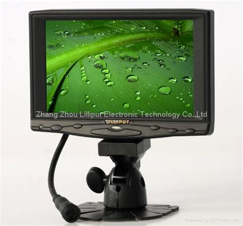 Monitor Lcd China lilliput 7 quot lcd touch screen vga monitor 619gl 70np c t china