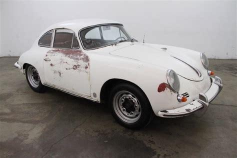 1961 Porsche 356b Coupe 1961 Porsche 356b 1600s Coupe Beverly Car Club