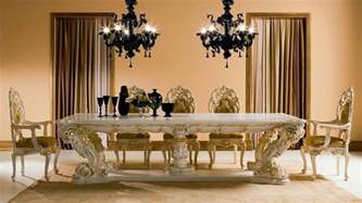 Luxury Dining Room Set by 8 Dining Room Tables Perfect For A Luxury Dining Set