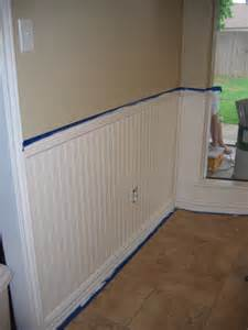 Ideas For Painting Wainscoting In With The Old Love Stage Two The Hole