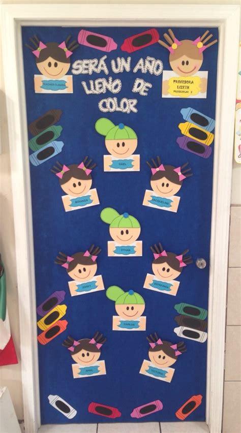 decoracion salon de clases escuela biblica las 25 mejores ideas sobre puerta de bienvenida en