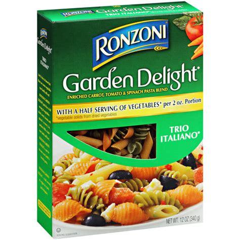 king soopers ronzoni garden delight pasta 50