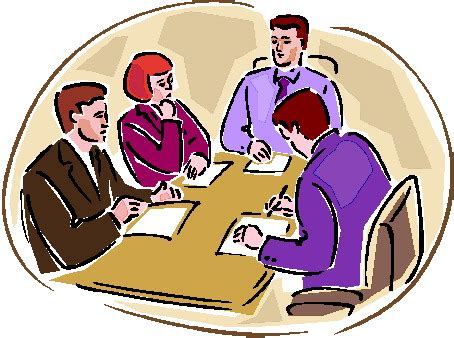 meeting clipart clip clip meeting 740012