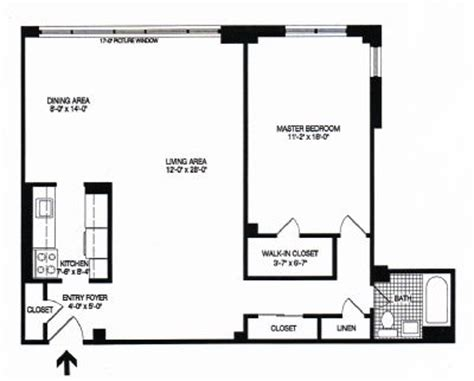 hamburger layout apartment types of apartments in nyc streeteasy
