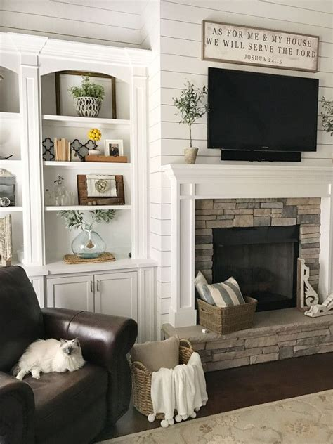 shiplap next to fireplace 14 tips for incorporating shiplap into your home home