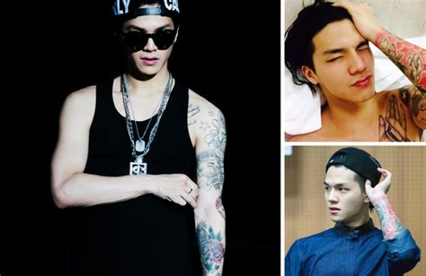 14 male idols who proved tattoos are allkpop com