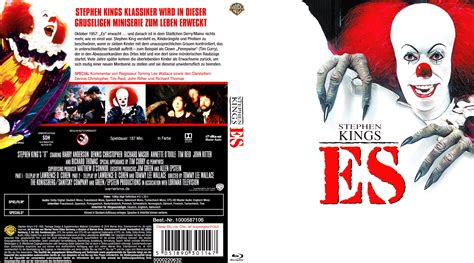 film it bluray stephen kings es blu ray cover 1990 r2 german