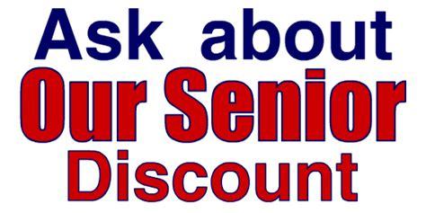 Backyard Burger Senior Discount Couponing Senior Discount Listing For