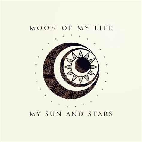 Moon Home Decor by Moon Of My Life My Sun And Stars Digital Art By Rose S Creation