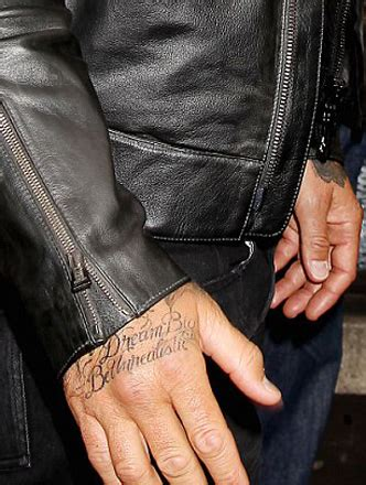david beckham tattoo jay z david beckham got a jay z tattoo page 2 of 2