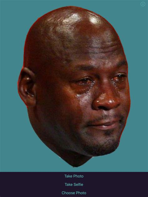 Sad Face Meme Generator - crying jordan meme generator on the app store