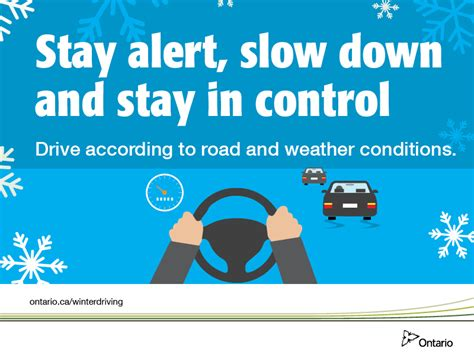 8 Tips On Driving Safe In Snow by Winter Driving Be Prepared Be Safe