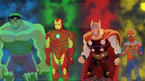 hulk iron man thor spider man hero complex movies