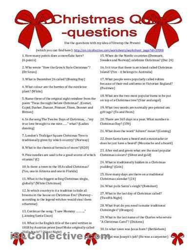 free printable christmas games with answers free christmas picture quiz questions and answers google