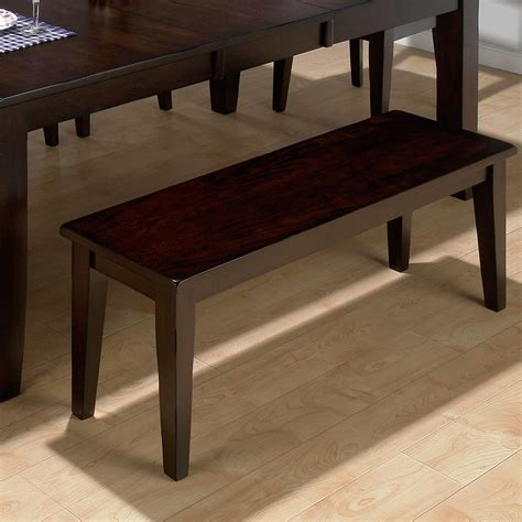 backless benches indoor jofran new canaan backless dining bench indoor benches