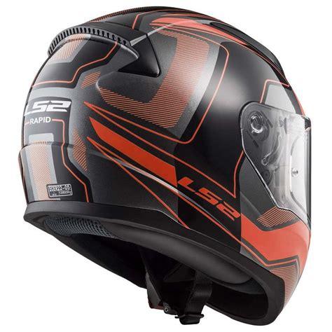motorsiklet kask ls ff carrera yaks mat siyah