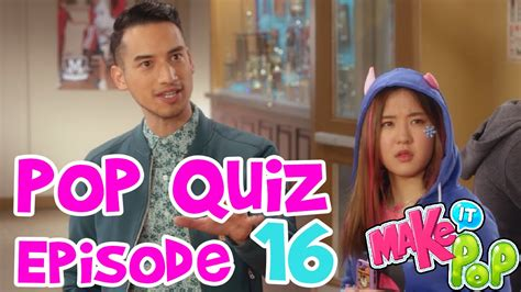 The Fashion Quiz Episode 16 A At The Opera by Pop Quiz Episode 16