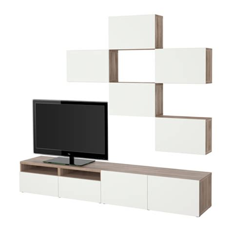 besta ikea catalogue best 197 tv meubel combi grijs gelazuurd walnootpatroon