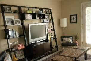 Corner Bookcase Espresso Woodwork Ladder Bookshelves Pdf Plans