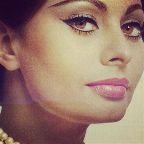 70s disco makeup styles sophia loren inspiration makeup 70s eyeliner italian